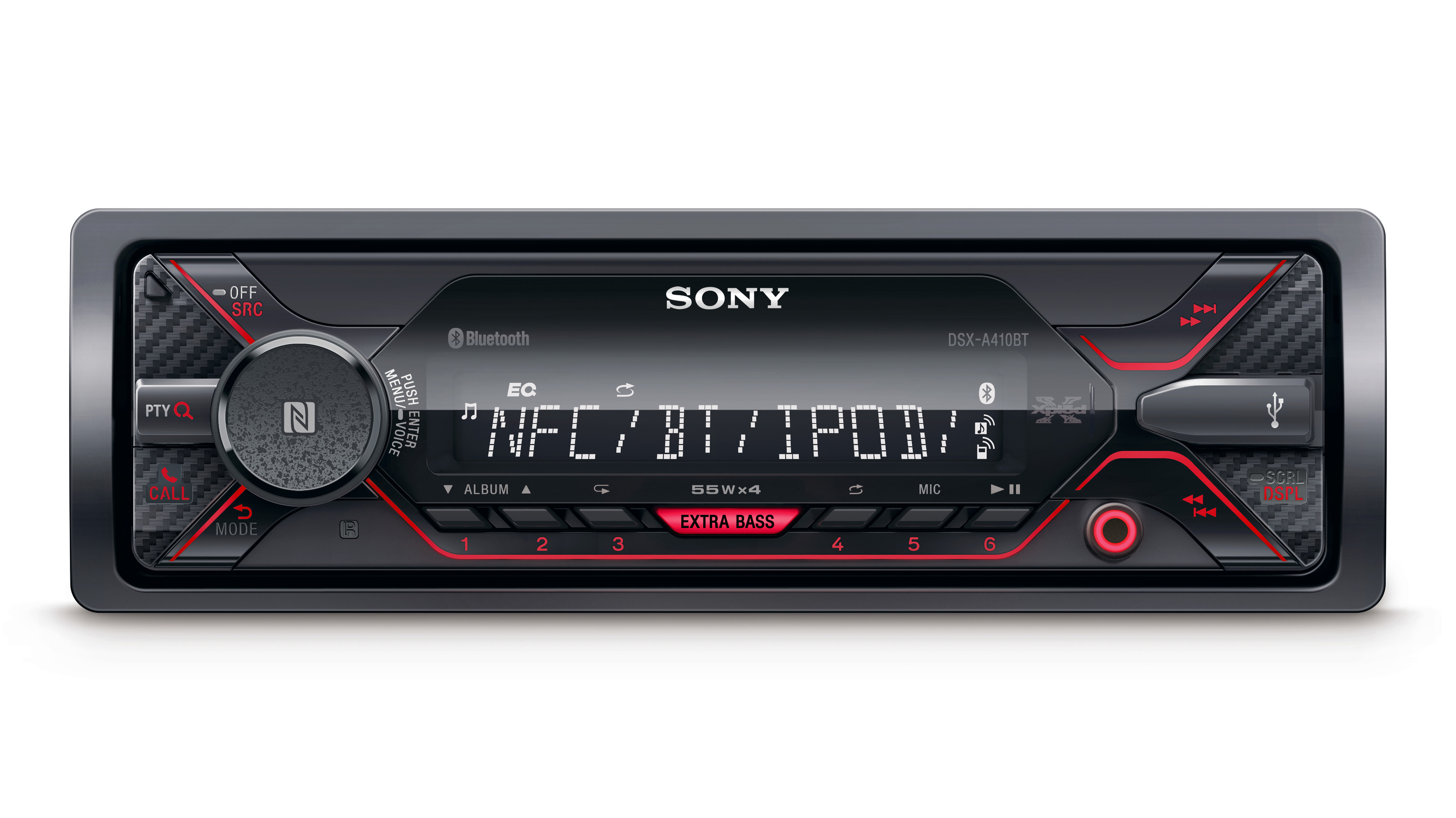 sony dsx a410bt audio connections. Black Bedroom Furniture Sets. Home Design Ideas